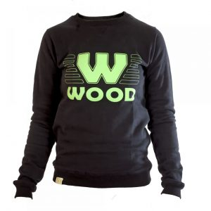 Sweater WOOD (navy)