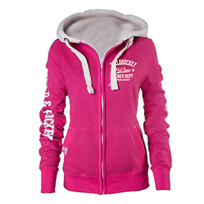 Slimfit zipper (pink)