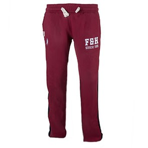 Sweatpants regular (maroon)